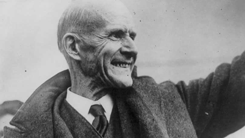 This week in our history: Eugene V. Debs was born