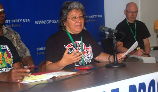 VIDEO: CPUSA convention highlights