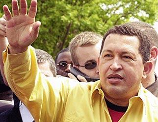 Hugo Chávez 1954-2013