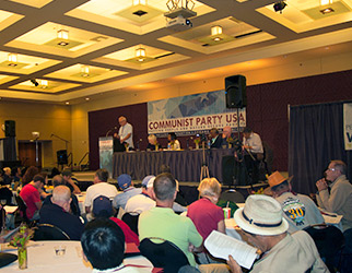 Convention Keynote: For a modern, mature, militant, and mass party