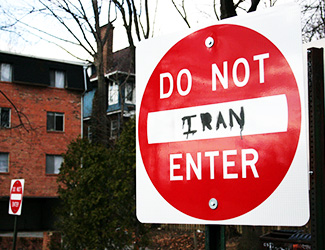 Halt the War Provocations Against Iran