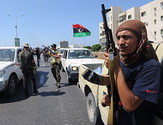 Libya for the Libyans: Stop the intervention!