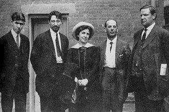 Today in History: Elizabeth Gurley Flynn is born, 1890