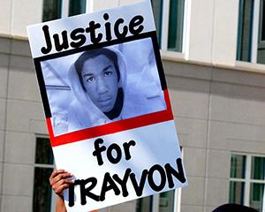 Justicia para Trayvon Martin!