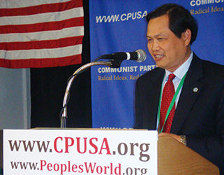 International greetings to the CPUSA 29th Convention
