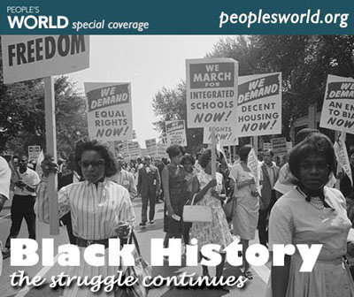 Teleconference: The Black Freedom Struggle Makes American History