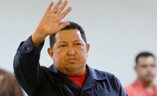Hugo Chavez empowered and united