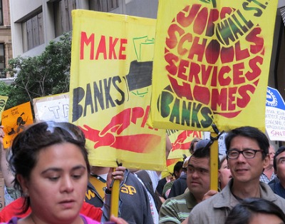 Organizing for jobs, jobs, jobs