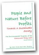 People & Nature Before Profits
