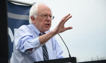 Bernie Sanders 'political revolution'