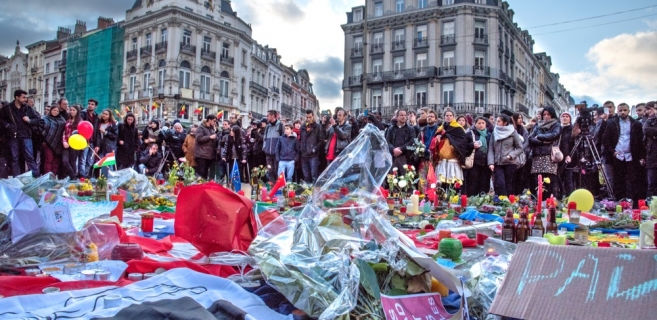 The Brussels terror attacks
