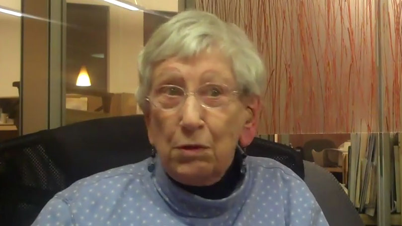 VIDEO: Interview With Betty Smith