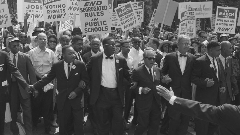 African-American struggles are key in the fight for progress