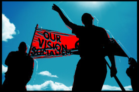 The political economy of green socialism