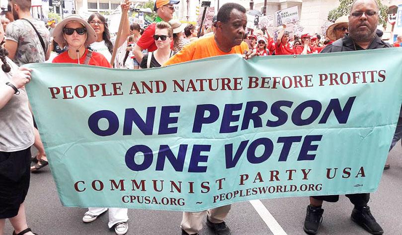 Engaging Communist Party membership