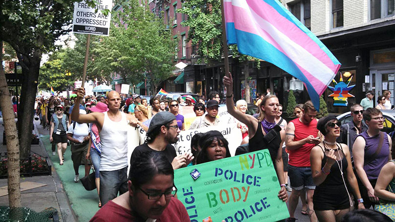 The trans equality struggle: Everyone has a stake in this fight