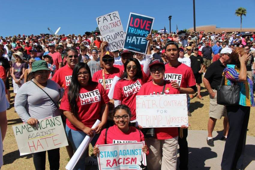 Defeating Trump: A strategy for uniting progressive forces