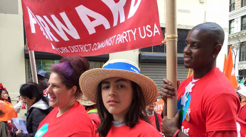 The Road to Socialism USA: Unity for Peace, Jobs, Equality