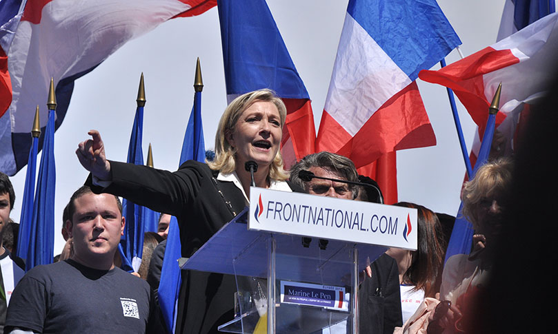 Marine Le Pen and the art of foregone conclusions