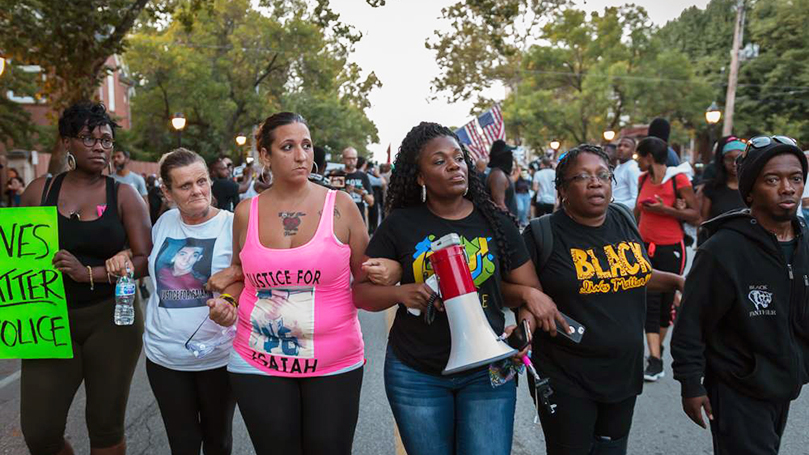 Unity, power and defeating white supremacy
