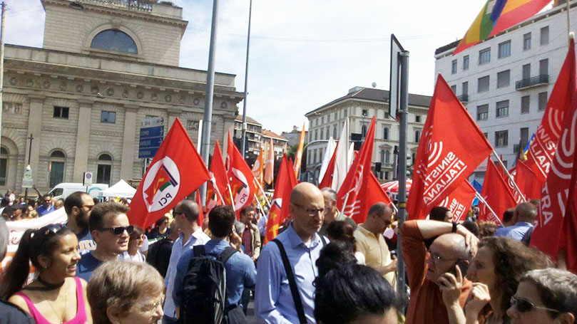 Red baiting, union busting, colonialism at center of CP's activity