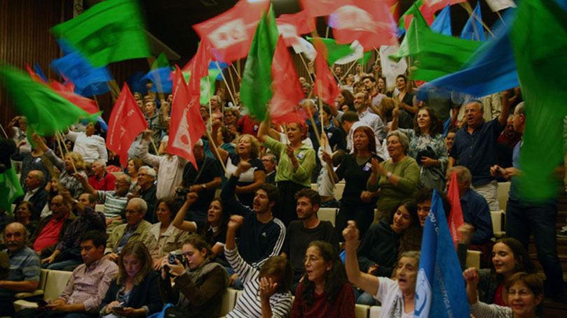 Communist parties weigh in on women's rights, referendums and self-determination