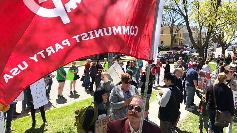 Rebuilding the Communist Party in the fight against Trump