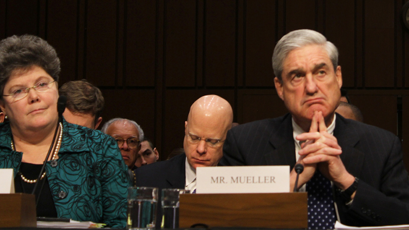 Attacks on Mueller investigation: A conspiracy to destroy democracy