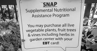 No cuts to food stamps!