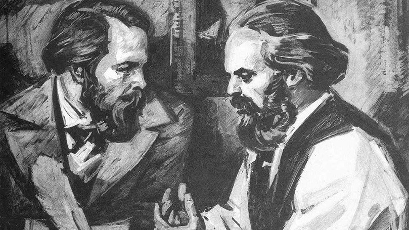Video: Marx and Engels and the fight against slavery