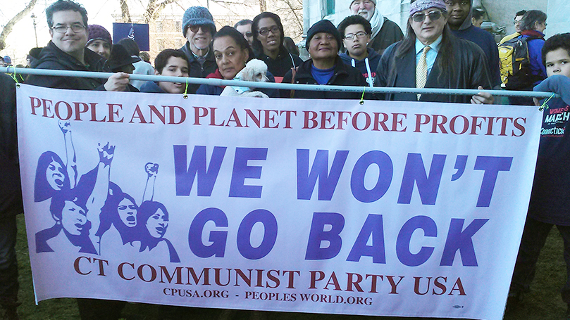 Communist Party on the move in Hartford's neighborhoods