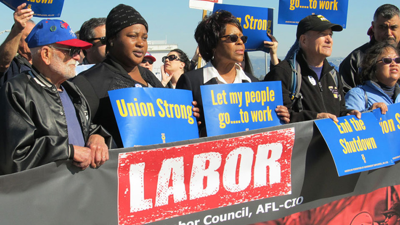 An energized union rank and file: key to defeating Trump lockout