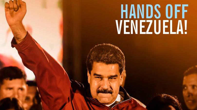 Venezuela: Eyewitness Report