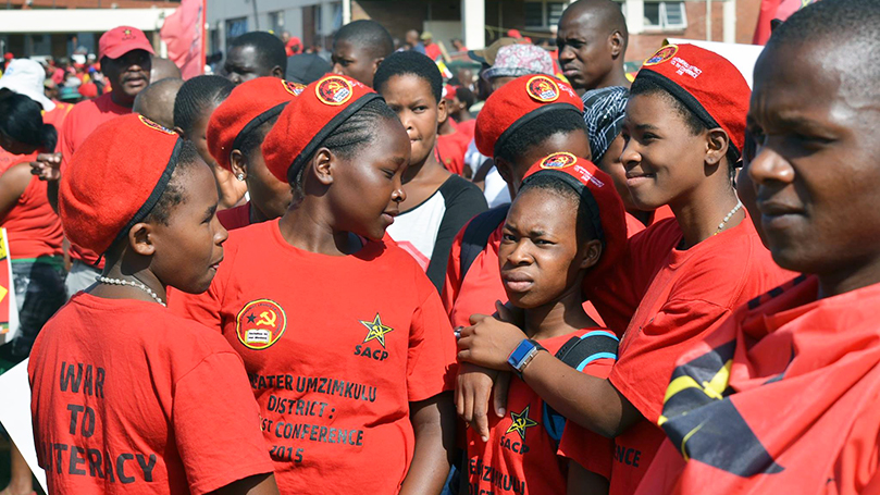 International Notes: Capitalism sustains land inequality says SACP