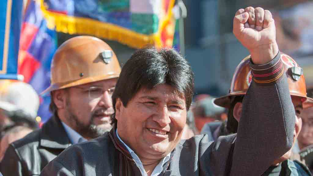 Communist Party USA denounces coup and persecutions in Bolivia