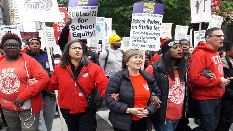 Unions are more popular: How does this translate into action?