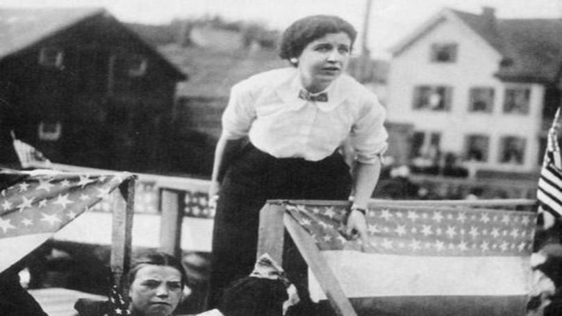 """Elizabeth Gurley Flynn's """"My Life as a Political Prisoner"""""""