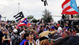 Puerto Rico: The people's movement continues!