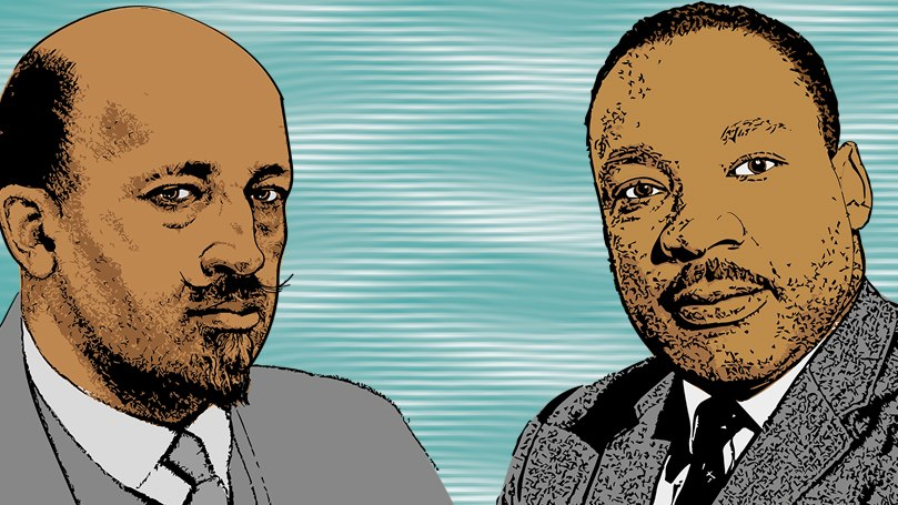 The Radicalism of Martin Luther King Jr. and W. E. B. Du Bois