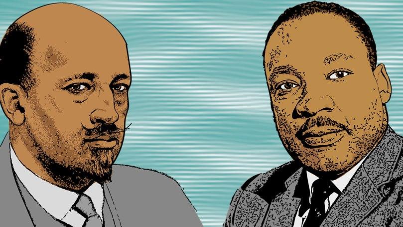 Honoring Dr. Du Bois