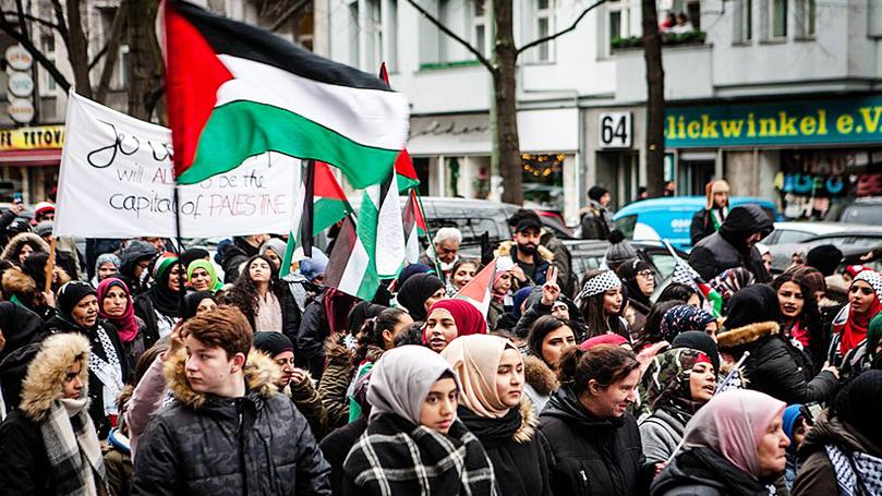 Israel's annexation plan threatens Palestinian statehood
