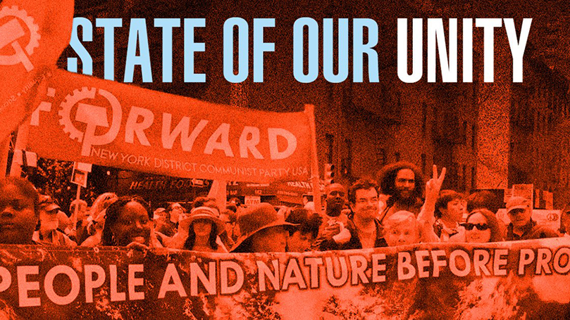 CPUSA response to the State of the Union