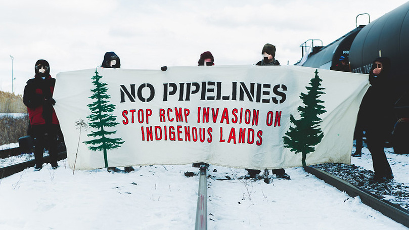 International Notes: Indigenous people's struggle against pipelines