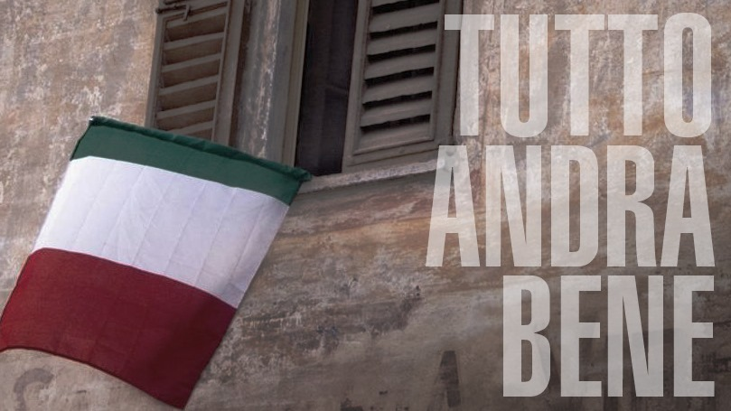 It will be alright: The COVID-19 crisis in Italy