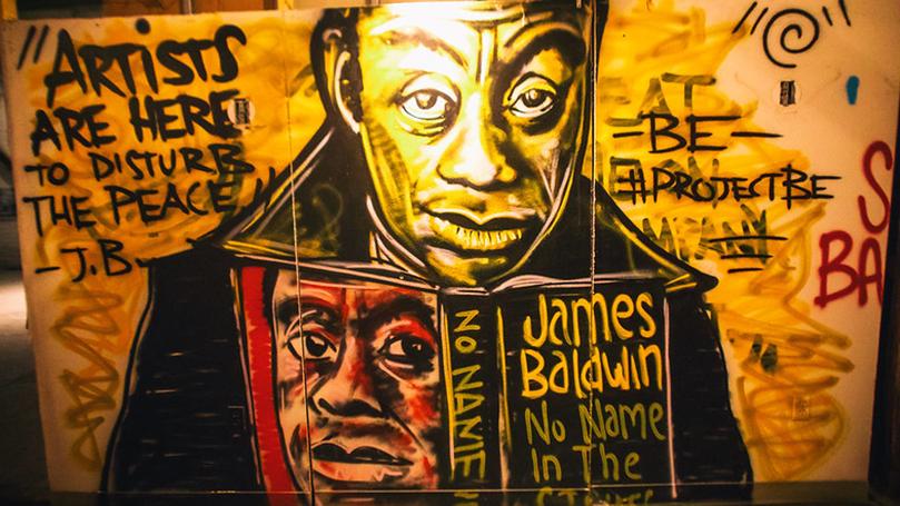 James Baldwin, anti-communism, and white supremacy
