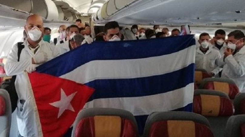 Nobel Peace Prize: Cuban health solidarity workers have earned it!