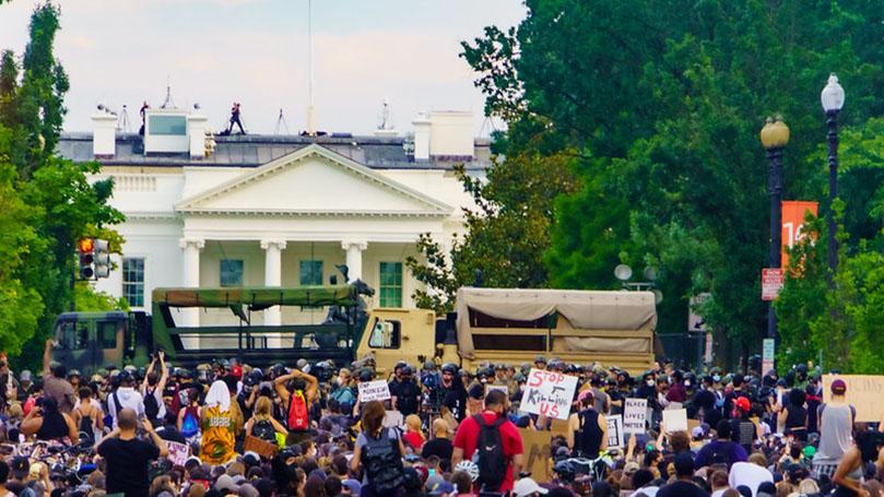 End the repression in DC!