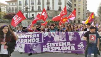 Spanish CP: Building an international alternative to neoliberalism