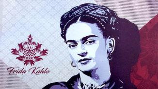 Happy birthday, Frida Kahlo!