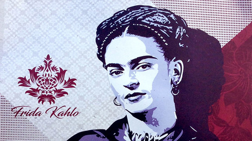 Happy birthday, Frida Kahlo!